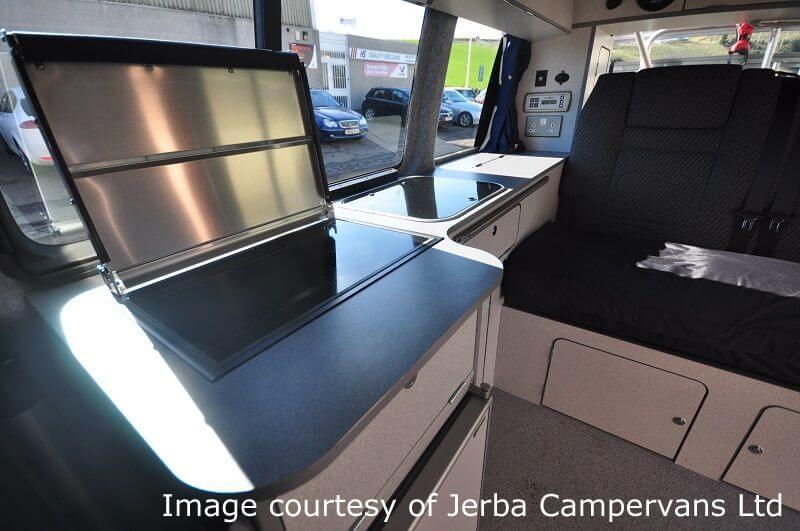 Jerba campervan XC Duo