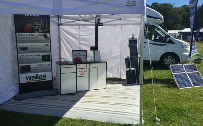 Busfest 2019 – The World's Largest VW Transporter Show