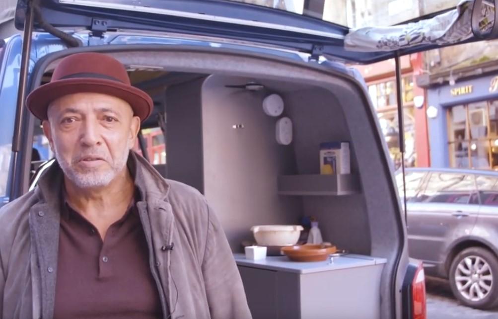 Dean Gassabi of Maison Bleue