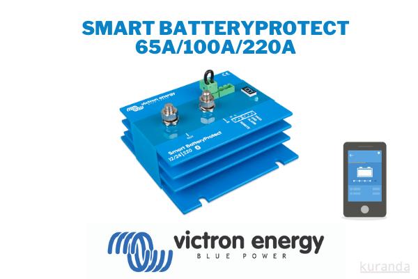 Victron Smart batteryprotect blog