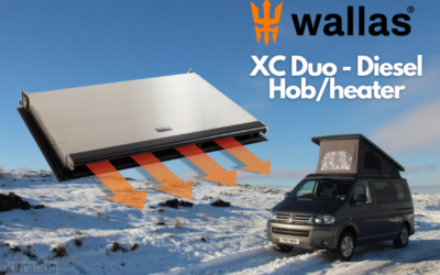 Wallas XC Duo for Campervans