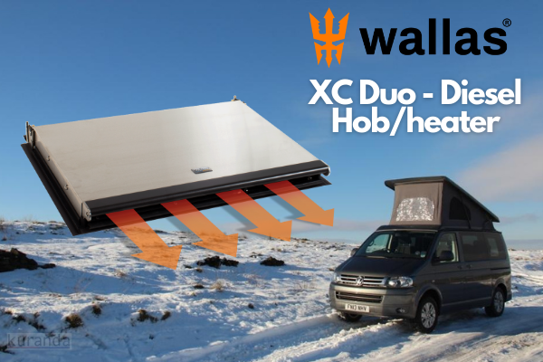 Campervans wallas xc duo